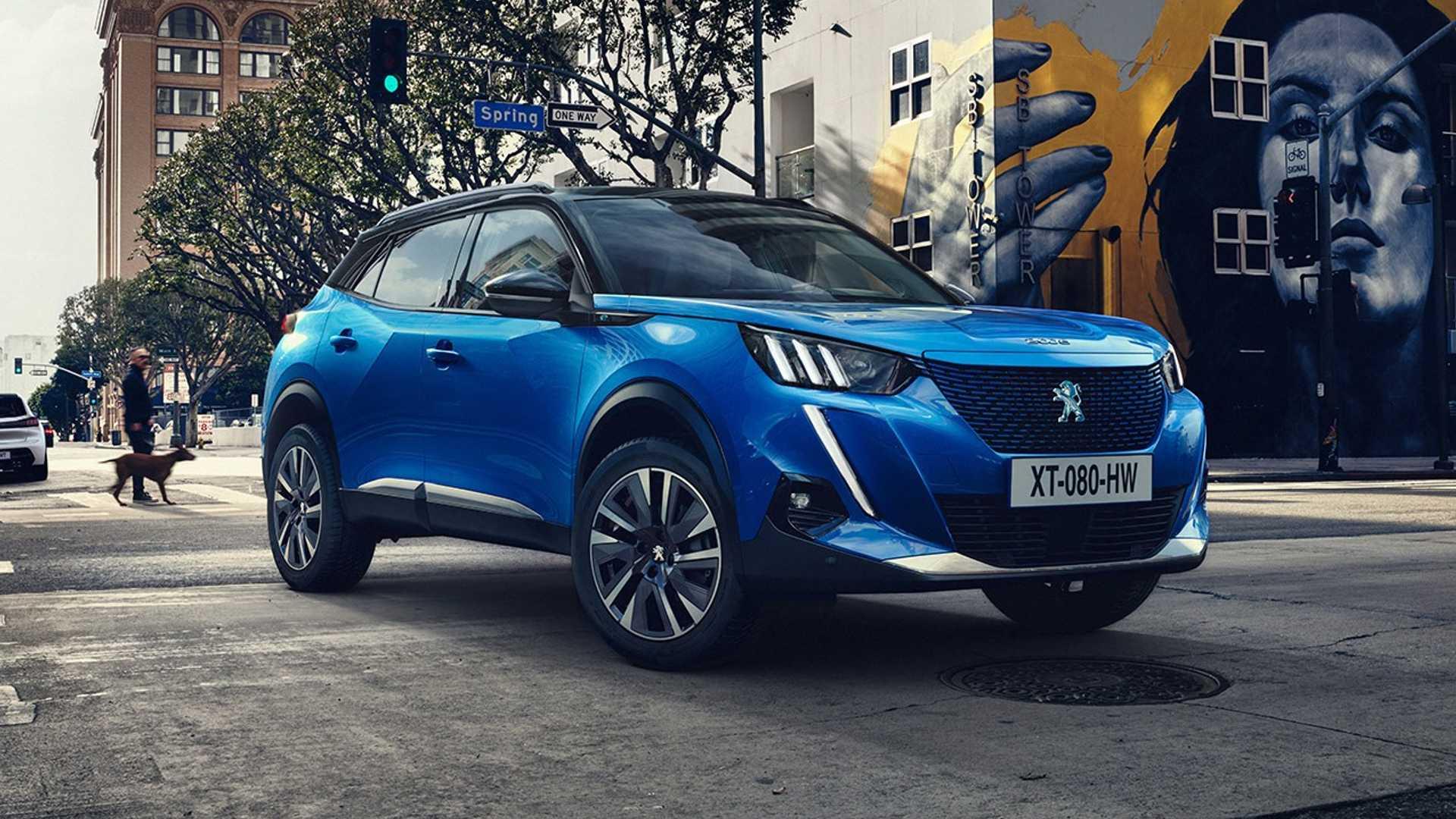 Peugeot NEW 2008 -