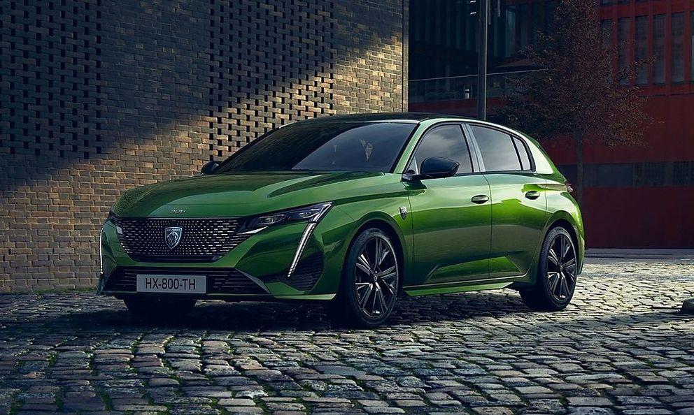 Peugeot NEW 308 -