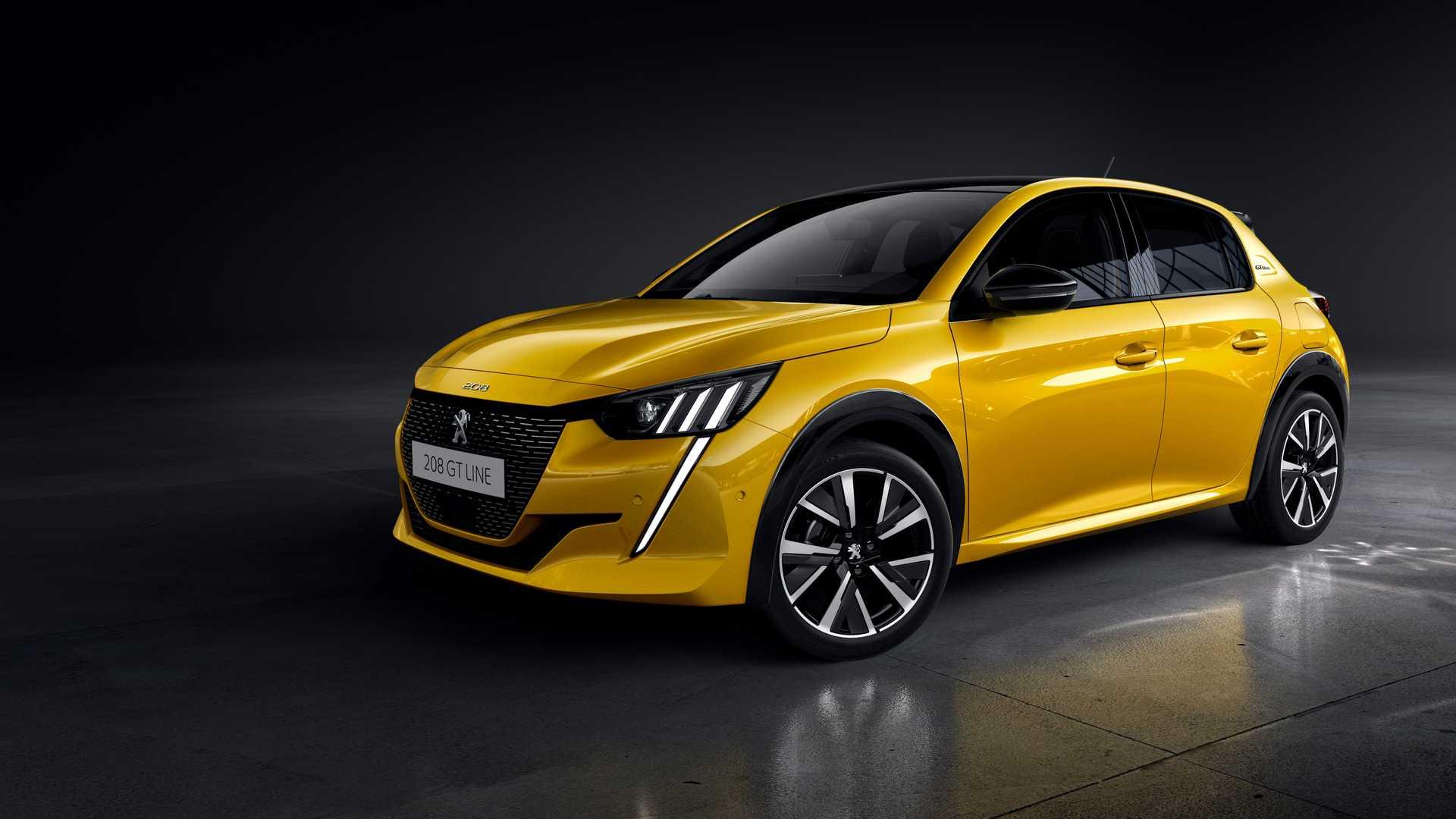 Peugeot NEW 208 -