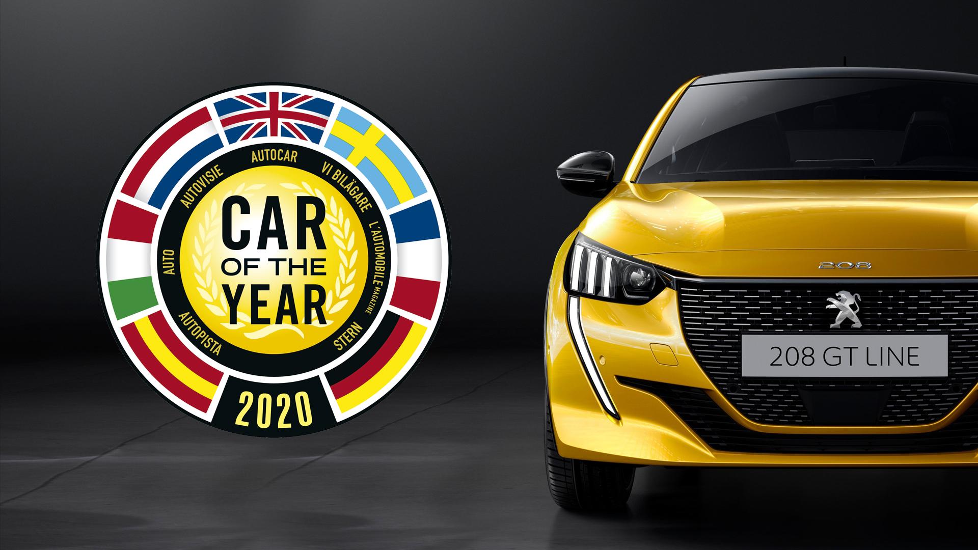New Peugeot 208 -