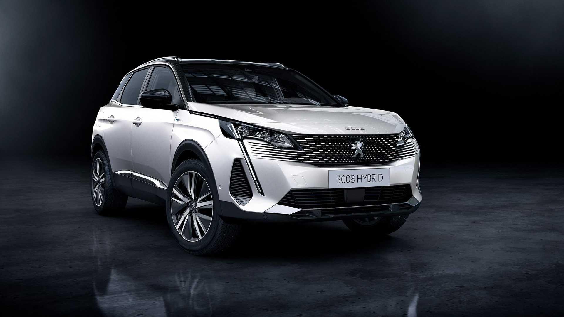 Peugeot 3008 Hybrid4 Facelift -